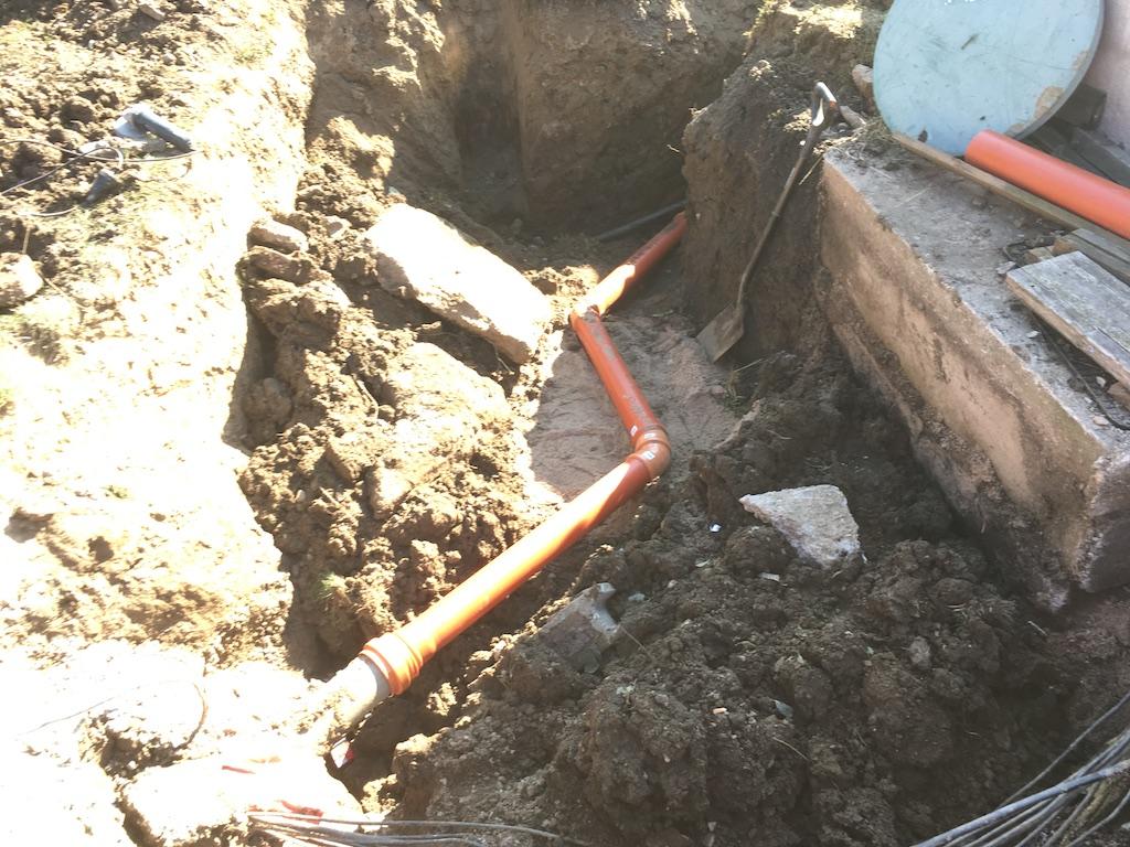 Oprava kanalizace Chrudim – Angel SERVIS