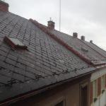 Oprava střechy Pardubice – Hodinový manžel