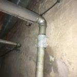 Oprava prasklého rozvodu vody Chrudim
