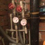 Oprava trubky stoupačky vody Pardubice