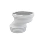 Alcaplast – Dopojení k WC excentrické 40 mm