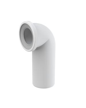 Alcaplast – Dopojení k WC – koleno 90°
