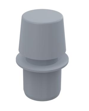 Alcaplast – Přivzdušňovací hlavice DN40