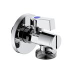 Klum – Kohout pračkový s filtrem 1/2″ x 3/4″, chrom