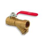 Comap – Kohout kulový STH348 s filtrem, s pákou FF 1/2″, PN 16