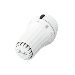 Danfoss – Hlavice termostatická RAE 5154 s klipem, 0 – 28°C, bílá