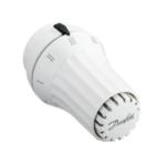 Danfoss – Hlavice termostatická RAE 5054 s klipem, 8 – 28°C, bílá