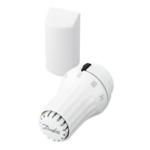 Danfoss – Hlavice termostatická RAE 5056 s klipem, 8 – 28°C s odděleným čidlem 2 m, bílá