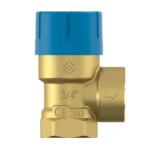 Flamco – Ventil pojistný Prescor B pro systémy s pitnou vodou 1/2″ x 1/2″, 8 bar