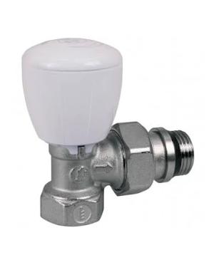 Giacomini – Ventil termostatický R421TG rohový s ruční hlavou 3/4″