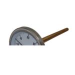Thermis – Teploměr topenářský 0-120°C, ø 63 mm, L 150 mm