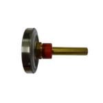 Thermis – Teploměr topenářský 0-120°C, ø 63 mm, L 50 mm