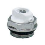 Ventil odvzdušňovací ruční, kov/plast 1/2″
