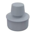 Alcaplast – Hlavice přivzdušňovací PP 75 mm