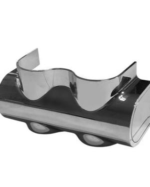 Comap – Krytka termostatického ventilu FlexoSAR chrom