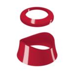 Comap – Prvky dekorativní MYSENSO pro hlavici SENSO-2013 červené
