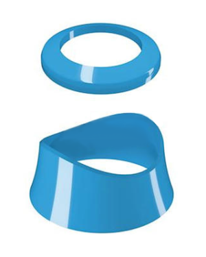 Comap – Prvky dekorativní MYSENSO pro hlavici SENSO-2013 modré