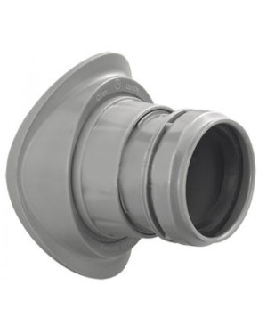 Haas – Odbočka sedlová HT šroubovací 110/40 mm