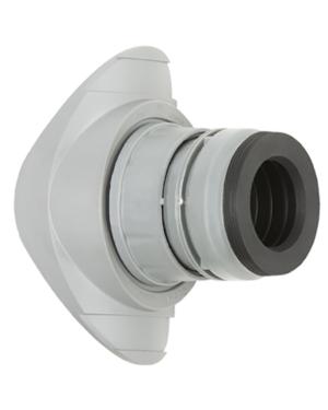 Haas – Odbočka sedlová HT šroubovací 125/40 mm