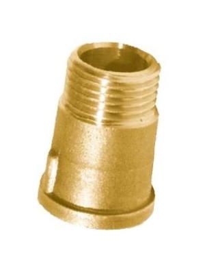 Prodloužení – mosazné č.710 MF 1/2″ x 15 mm