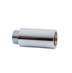 Novaservis – Prodloužení mosazné, chromované MF 1/2″ x 100 mm