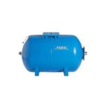 Cimm – Nádoba expanzní ležatá AFOSB CE 24l, 1″, 8 bar, 100°C, 517 mm, modrá