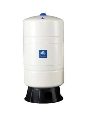 Global Water Solutions – Nádoba expanzní stojatá PWB 100LV, 100 l, 1″, 10 bar, 90°C, 430 x 804 mm, bílá
