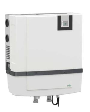 Wilo – Stanice pro využívání dešťové vody Rain3 25 EM, 230 V, Qmax: 4,5 m³/hod, Hmax: 50 m