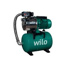 Wilo – Vodárna domácí s tlakovou nádobou s membránou HWJ 301 EM 20 l, 230 V, 1″, Qmax=4,5 m³/h, Hmax=45m